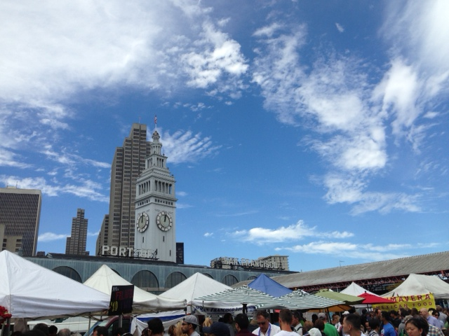 Ferry Building - Saturday Farmers Market