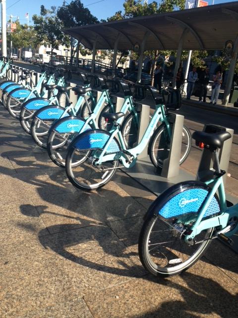Bike share in SF!