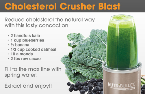 Cholesterol Crusher Smoothie